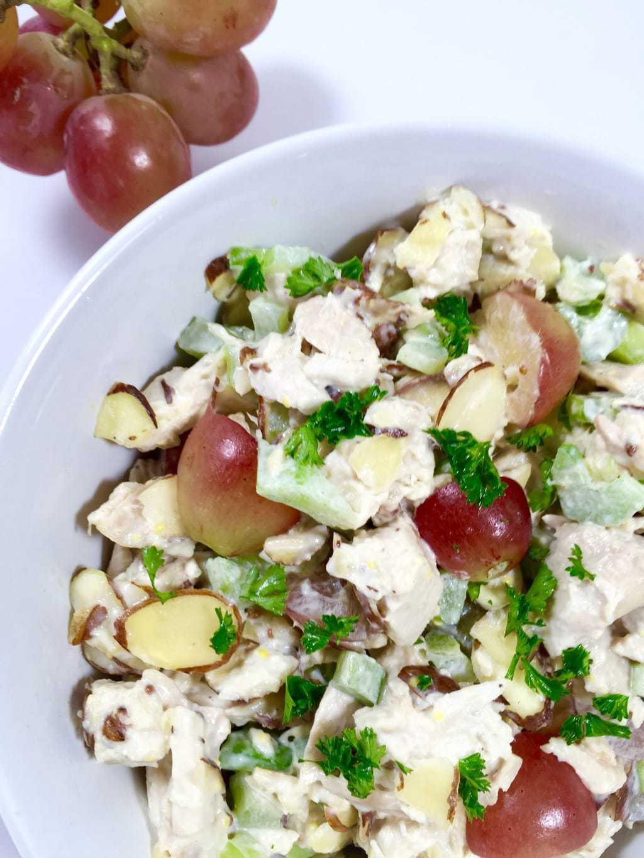 Best Ever Smoked Chicken Salad