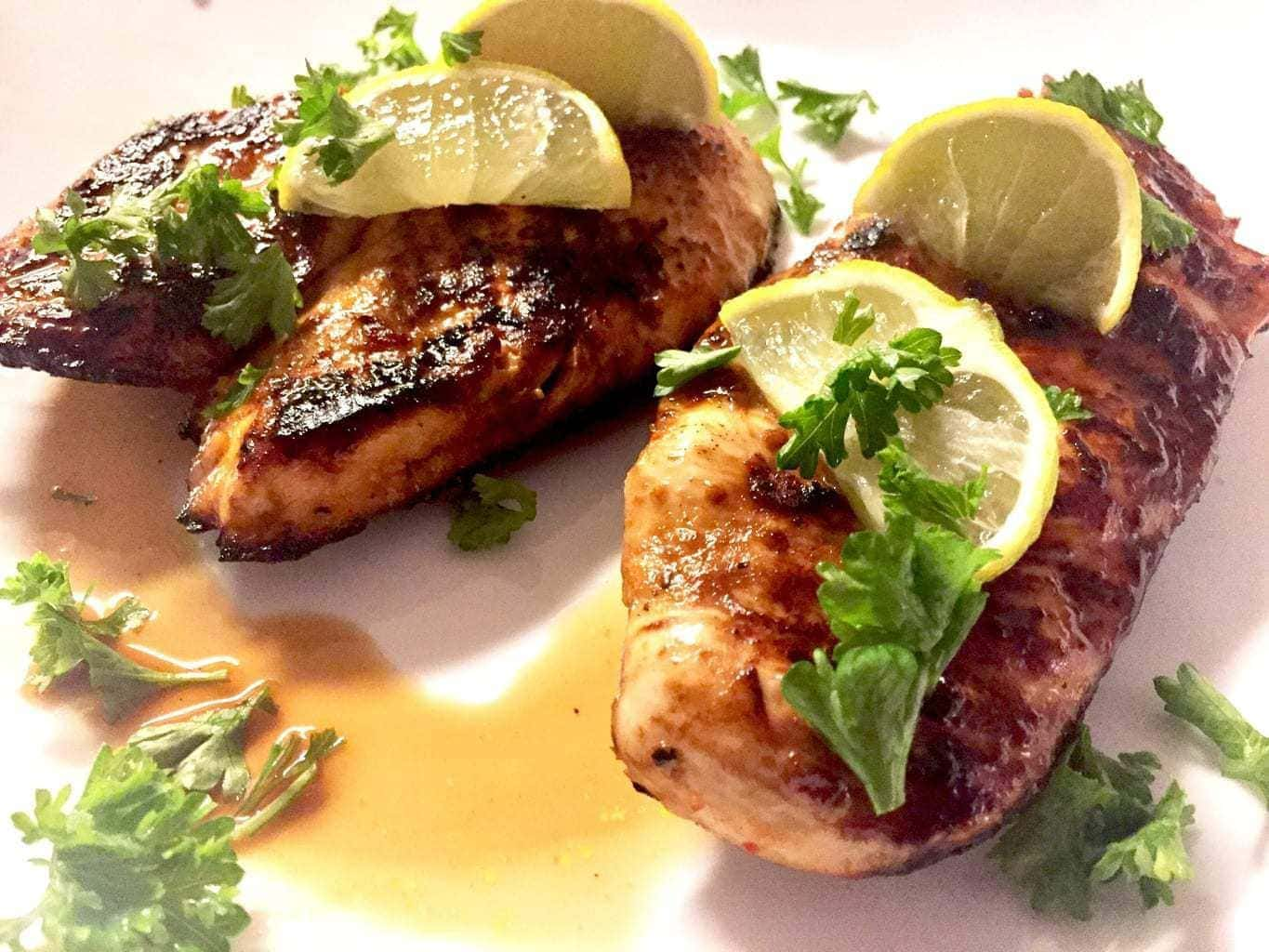 Chile Lime Chicken
