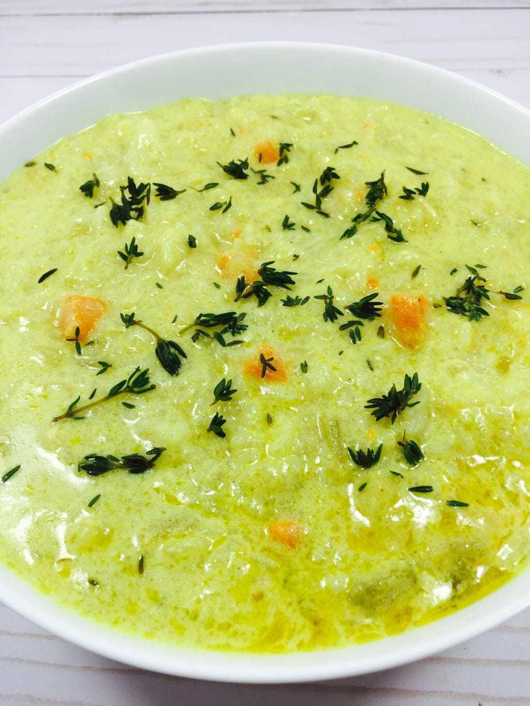 Coconut Mulligatawney Soup