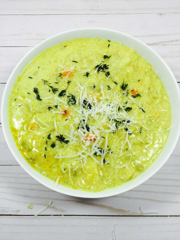 Coconut Mulligatawney Soup 3