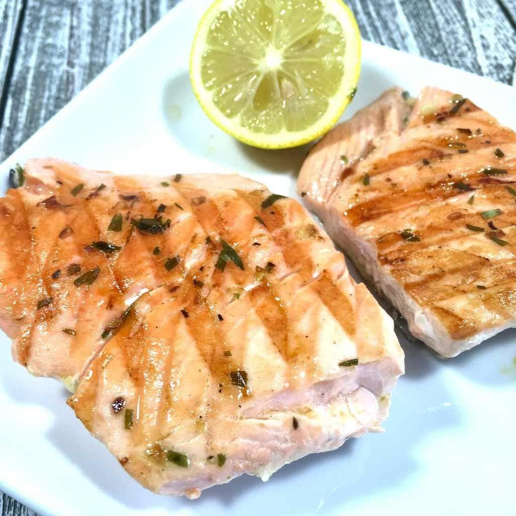 New Zealand Ora Salmon