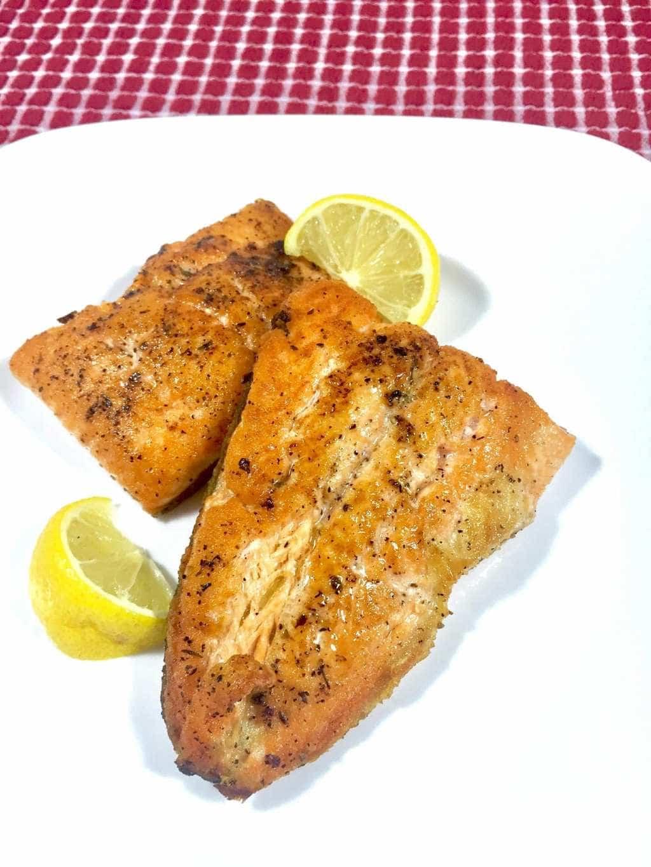 George's Char Salmon