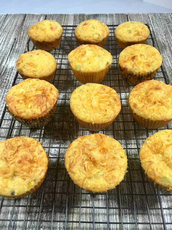 Tex-Mex Corn Muffins