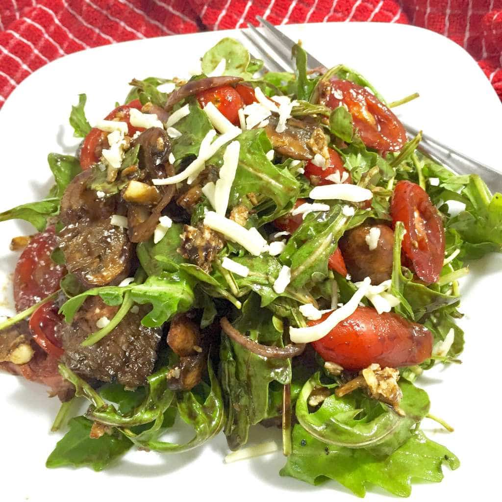 Filet Mignon Salad 1
