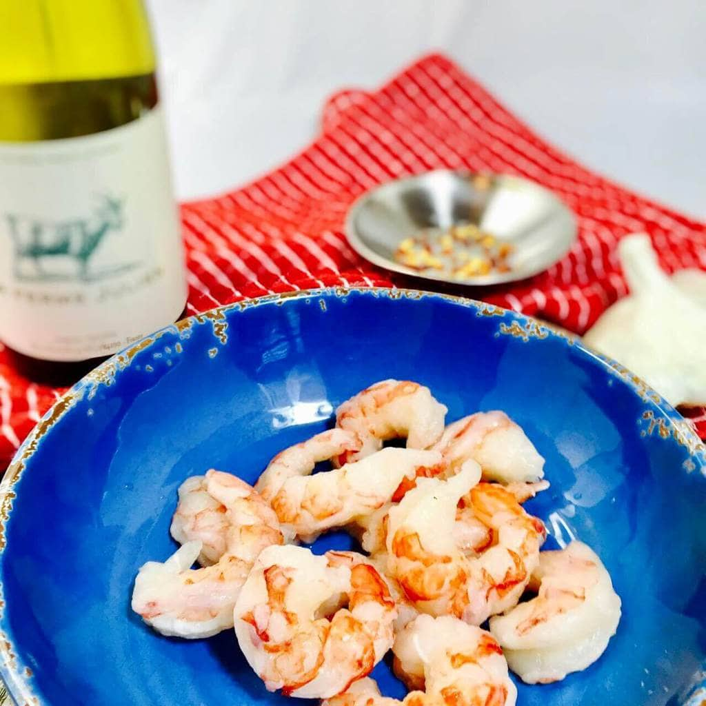 Easy Shrimp Scampi 1